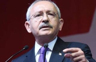 Kılıçdaroğlu: Türkiye'nin hakkını sonuna...