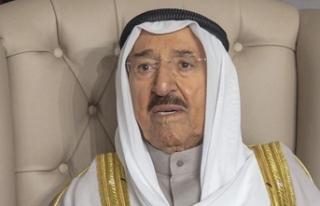 Kuveyt Emiri'nin vefatından dolayı 40 gün yas...