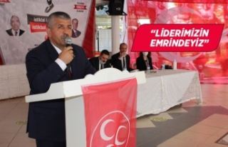 MHP İzmir'de İlçe Kongreleri