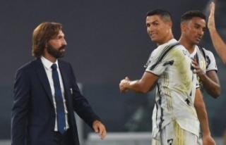 Pirlo'dan Juventus kariyerine ihtişamlı başlangıç!