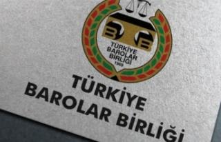 Türkiye Barolar Birliği Azerbaycan'a saldırıyı...