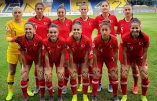 A Milli Kadın Futbol Takımı, Rusya'ya konuk...