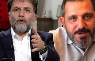 Ahmet Hakan'dan 'Fatih Portakal'a tepki!