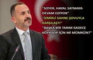 AK Partili Hızal'dan Soyer'e 550 gün eleştirisi!