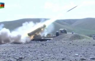 Azerbaycan-Ermenistan gerilimi: Bütün gece devam...
