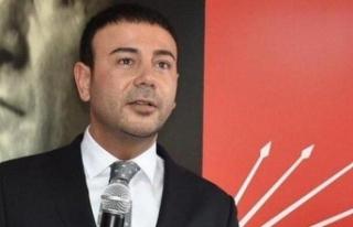 Beşiktaş Belediye Başkanı Rıza Akpolat hastaneye...