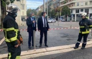 Fransa'nın kilise yakınında bıçaklı saldırı:...