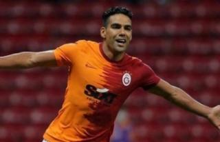 Galatasaray, Falcao ile yollarını ayıracak