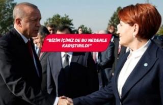 İyi Partili Aytun Çıray, Erdoğan'ın Akşener'e...