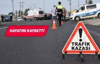 İzmir'de korkunç kaza, korkunç son!