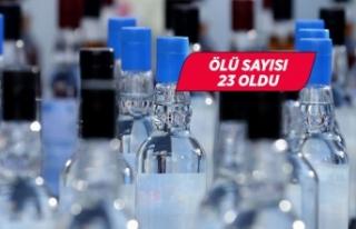 İzmir'de sahte içkiden 1 kişi daha hayatını...