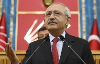 Kılıçdaroğlu'ndan erken seçim çağrısı:...