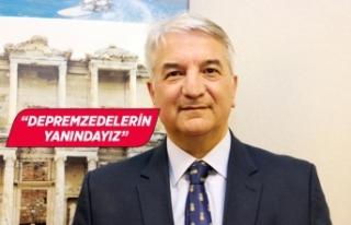 Mehmet İşler: Tesislerimiz İzmir Valiliği'nin...