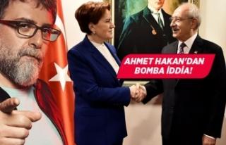Millet İttifakı'nın cumhurbaşkanı adayı...