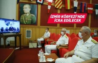 """""""Nusret-2020 Davet Tatbikatı"""" başladı"""