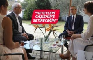Türkiye Almanya ilişkileri için güçlü iş birliği...