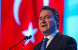 Babacan'dan Erdoğan'a 'Avrupa' göndermesi:...
