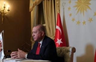 Erdoğan: Geliştirilen aşılar, insanlığın ortak...