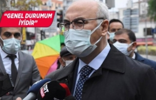 İzmir Valisi Köşger koronavirüse yakalandı!