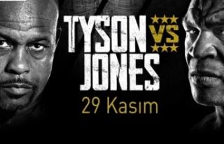 Mike Tyson efsanesi hangi kanalda yayınlanacak?