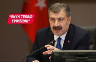 Sağlık Bakanı: Ağır hasta sayısı 8 kat arttı