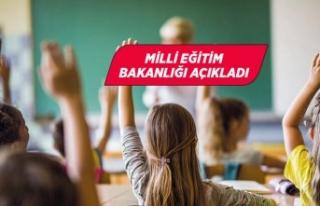 Tüm eğitim kurumları kapalı olacak