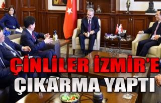 Çinlilerin İzmir'e İlgisi Artıyor