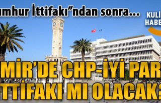 Kulisleri Sarsan Bomba İddia: İzmir'de Farklı Bir...