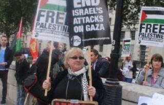 Londra'da Netenyahu Öfkesi