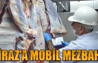 Kiraz'a Mobil Mezbaha