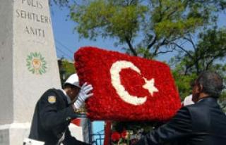 İzmir Emniyeti, Şehitlerini Unutmadı