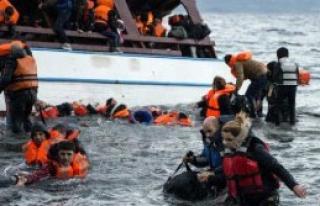 İnsan Kaçakçıları Yunan Cezaevinde Yaşadıklarını...