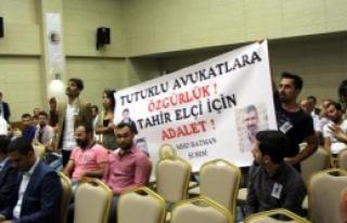 Tbb Başkanı Feyzioğlu Protesto Edildi
