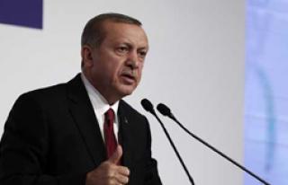 Erdoğan'dan Boğaziçi Çıkışı
