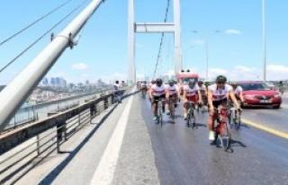 İstanbul'dan Niğde Bor'a 800 Km