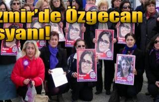 İzmir'de Özgecan İsyanı!