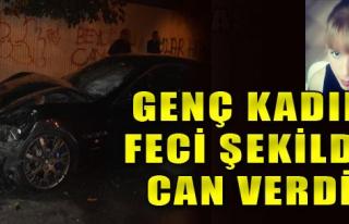 Karşıyaka'da Korkunç Kaza