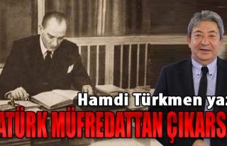 Atatürk Müfredattan Çıkarsa…