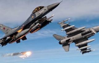 PKK Kamplarına Bomba Yağdı