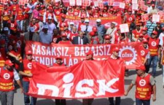 DİSK İzmir'de Yarım Gün İş Bırakacak