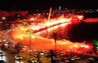 Göztepe'de 88.Yıl Şöleni