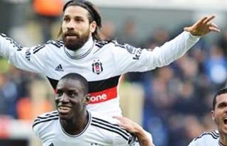 Beşiktaş 5 - 1 SAİ Kayseri Erciyesspor