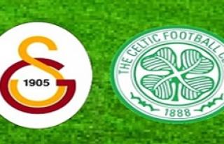Aslan Celtic Önünde