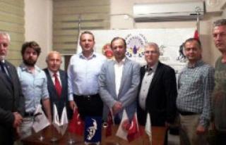 Balkan Rumeli Camiasından Teröre Lanet