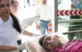 Adliye Kavgasında Yaralanan Genç Öldü