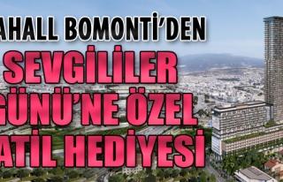 Mahall Bomonti'den Sevgililer Günü'ne Özel Tatil...