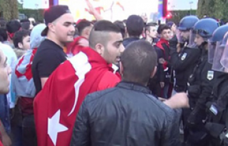 Paris'te Türk-İngiliz Gerilimi