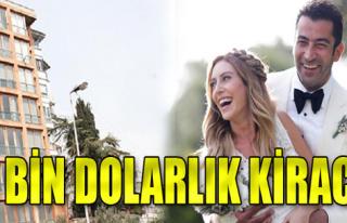 İmirzalıoğlu 6 Bin Dolara Dairesini Kiraladı