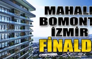 Mahall Bomonti İzmir, Finalde