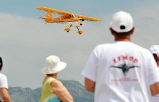 Medel Uçak Festivali Başladı